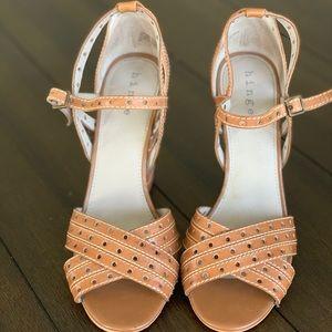 Hinge Block Heels Size 8
